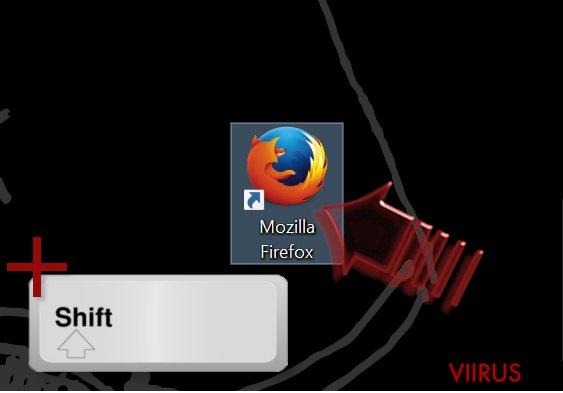Kuidas lähtestada Mozilla Firefox? hetktõmmis