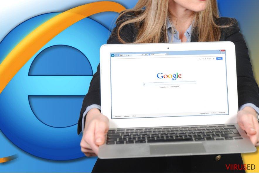 Kuidas lähtestada Internet Explorer?