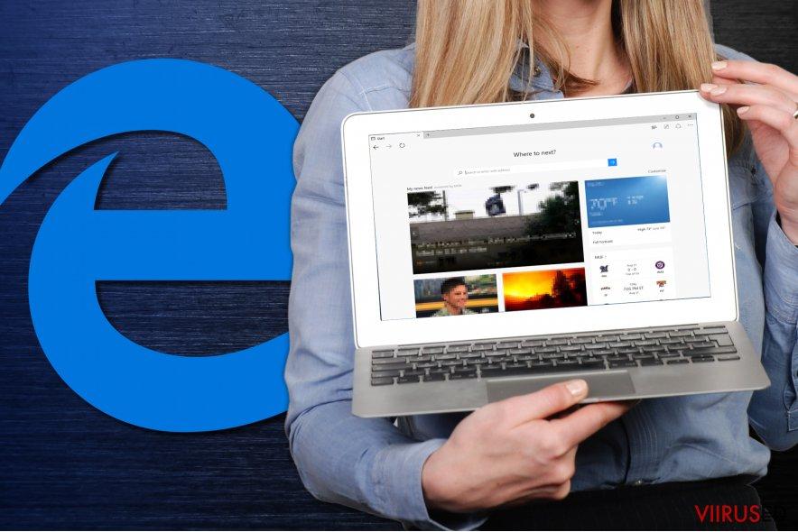Kuidas lähtestada Microsoft Edge?