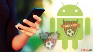 Cerberi lunarahakiri avastati kahes Androidi rakenduses