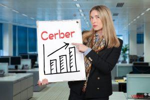 Cerber ei loovuta oma positsiooni nr 1 kõige ohtlikuma lunavaraviirusena maailmas