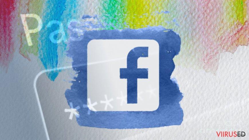 Stresspaint trooja varastab Facebooki sisselogimisandmeid