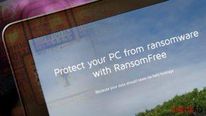 Uus lunavaraviiruste vastane tööriist: RansomFree peatab pahavara toiminguid, kui tuvastatakse krüpteerimiskatse.
