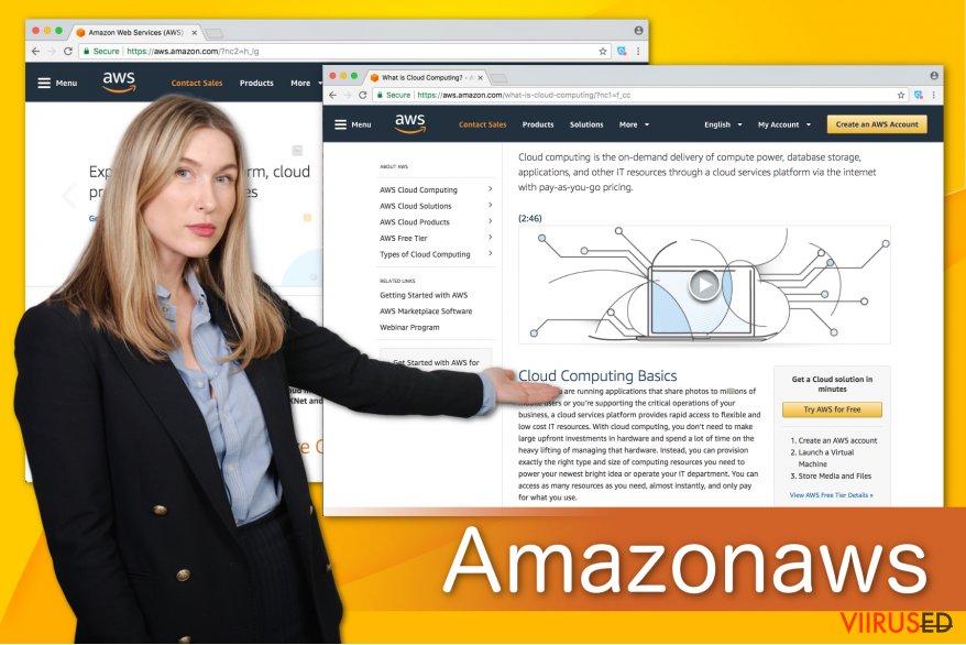 Amazonaws näide