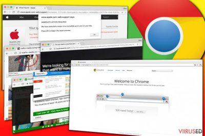 Chrome reklaamvara näidatavad reklaamid