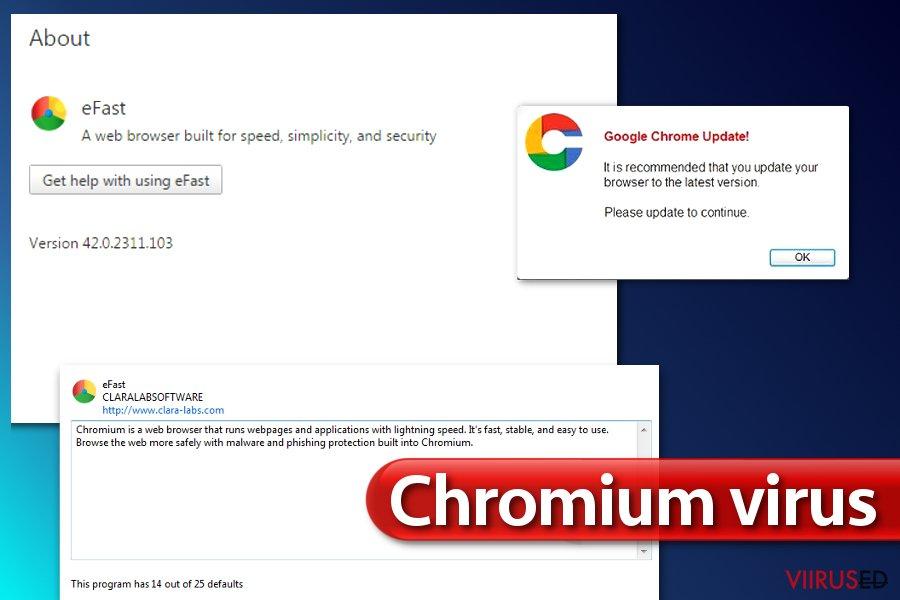 Chromium viirus