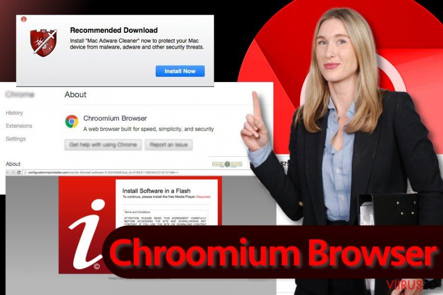 Chroomium veebilehitseja viirus