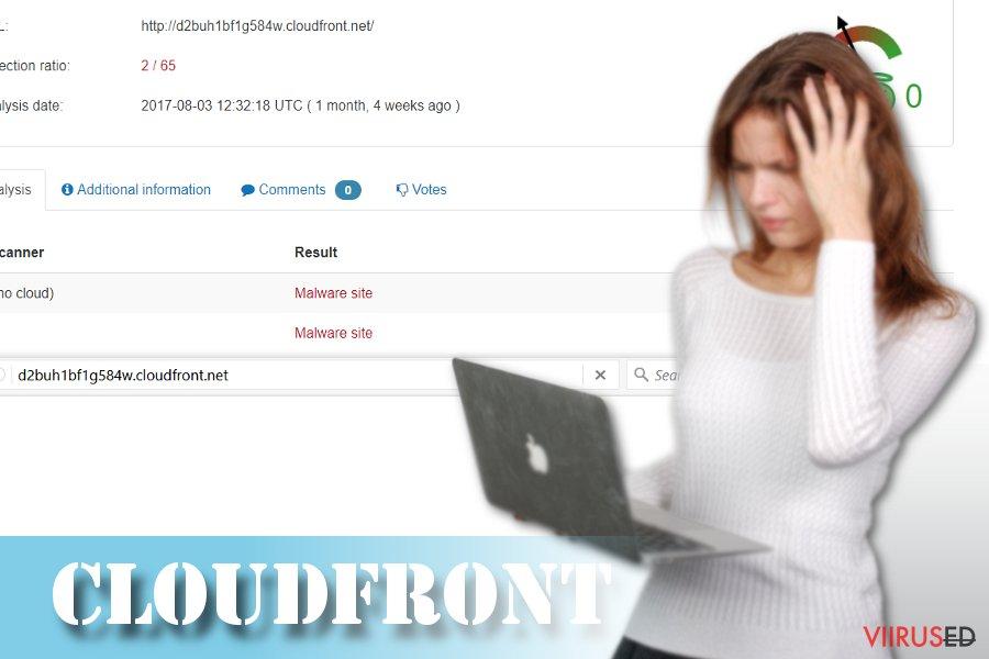 Cloudfront.net analüüsi pilt