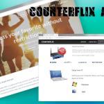 Counterflix reklaamid hetktõmmis