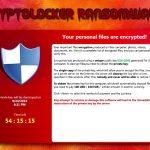CryptoLocker hetktõmmis