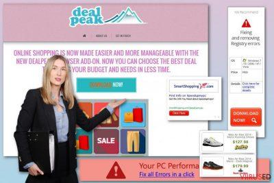 DealPeak reklaamid
