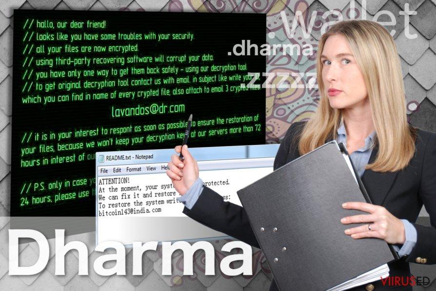 Dharma lunavaraviirus hetktõmmis