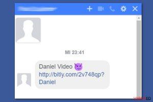 Facebooki videoviirus