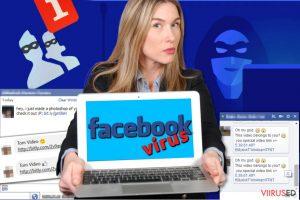 Facebook viirus