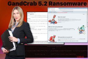 GandCrab 5.2 lunavara