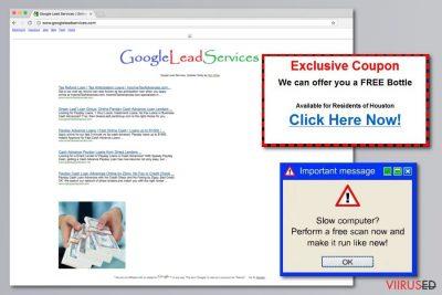 Google Lead Services pilt