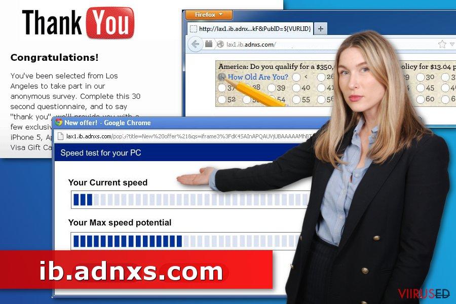 Ib.adnxs.com viiruse pilt