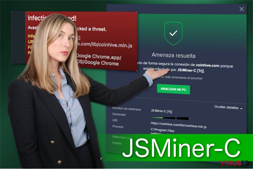 JSMiner-C trooja näide