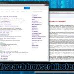 Mysearch viirus hetktõmmis