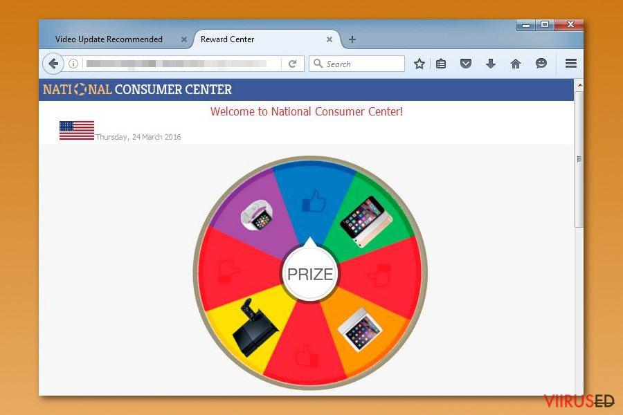 National Consumer Center pettus