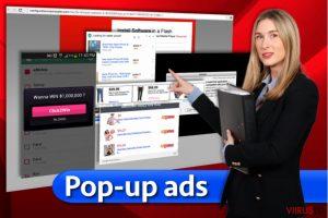 Pop-up reklaamid