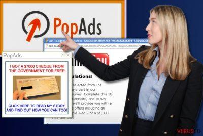 PopAds reklaamid