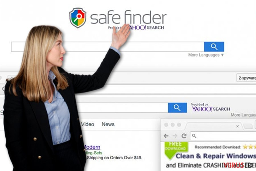 Safe Finder viirus