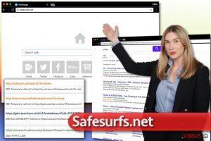 Safesurfs.net viirus