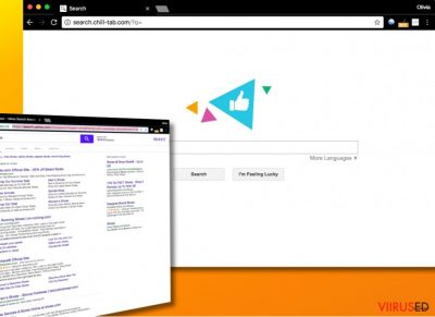 Search.chill-tab.com viirus