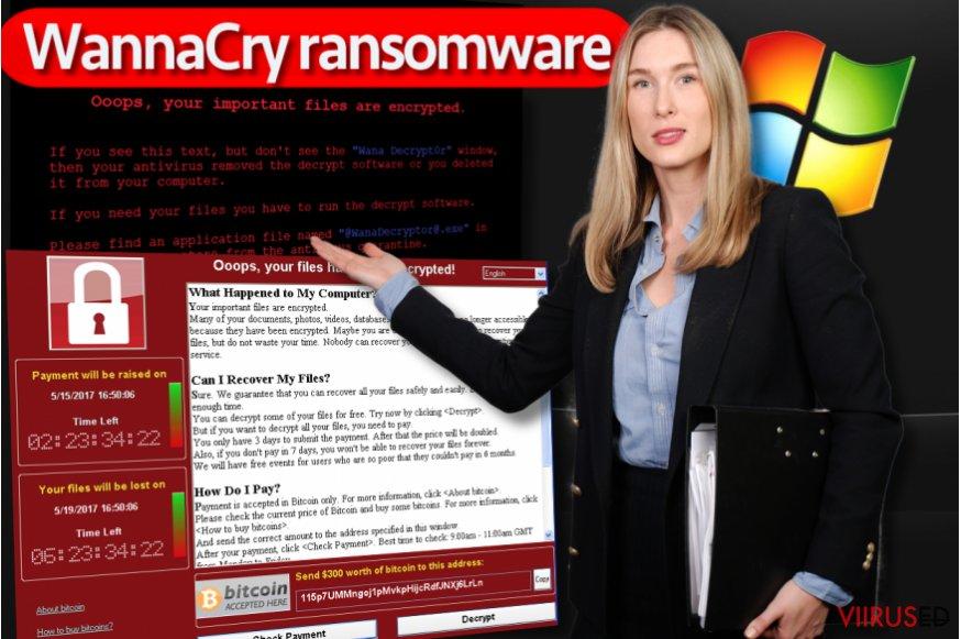 WannaCry lunavara