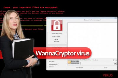 WannaCryptor lunavaraviirus