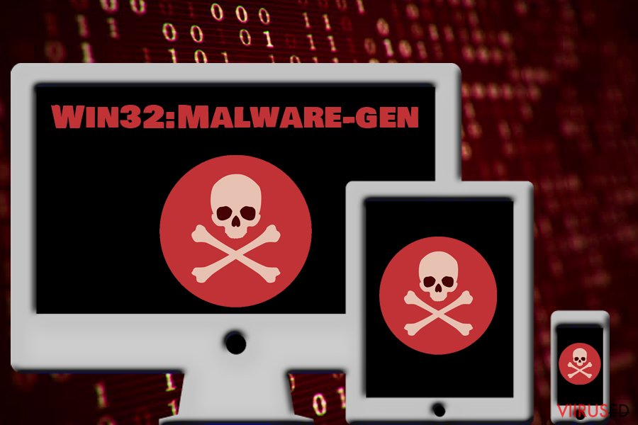 Win32:Malware-gen hetktõmmis