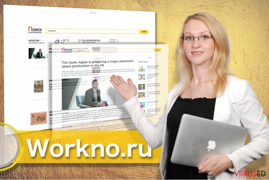 Workno.ru viirus hetktõmmis