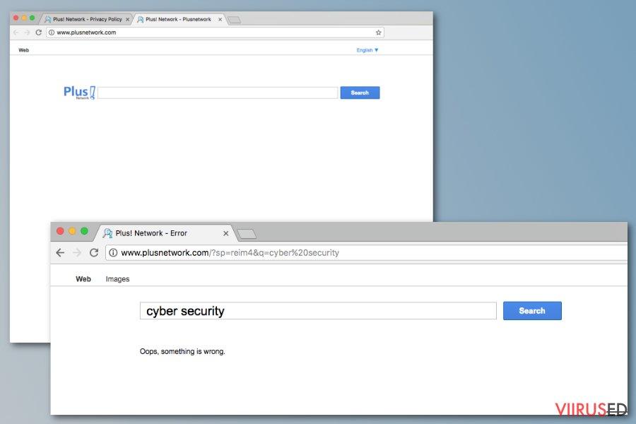 www-searching.com viirus hetktõmmis